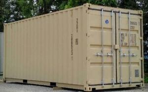 10ft, 20ft, 40ft(8.6 or 9.6) and even 45ft sea container