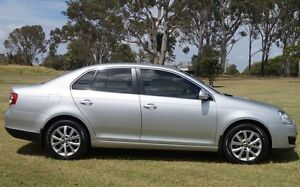 2010 Volkswagen Jetta 1KM MY10 103TDI DSG Silver 6 Speed Sports Automatic Dual Clutch Sedan Bundaberg West Bundaberg City Preview