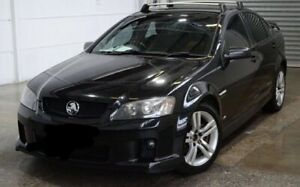 2009 Holden Commodore VE MY09.5 SS Black 6 Speed Manual Sedan Blair Athol Port Adelaide Area Preview