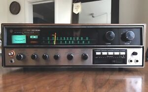 Vintage Kenwood KR 6160 Stereo Receiver - 70w / channel