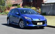 2012 Mazda 3 BL1072 SP20 SKYACTIV-Drive SKYACTIV Blue 6 Speed Sports Automatic Hatchback Medindie Walkerville Area Preview
