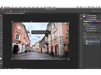 PHOTOSHOP CC 2018 EDITION for PC/MAC (PERMANENT)