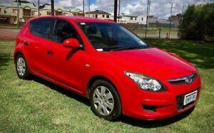2010 Hyundai i30 FD 1.6 DT Manual Hatchback $5999 With 15 Months Warranty Leederville Vincent Area Preview