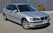 2003 BMW 318I E46 MY2003 Executive Steptronic Silver 5 Speed Sports Automatic Sedan Victoria Park Victoria Park Area Preview