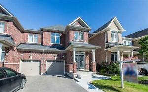 4 + 1 Bedrooms Semi-Detached Home in Brampton