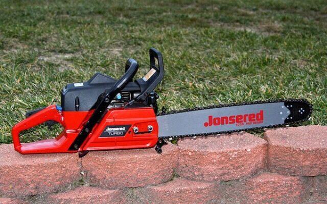 Jonsered 2036 Turbo Chainsaw Manual