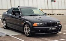 2001 BMW 320ci E46 Coupe Brisbane City Brisbane North West Preview