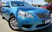 2009 Toyota Aurion GSV40R MY10 AT-X Blue 6 Speed Sports Automatic Sedan Bellevue Swan Area Preview