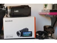 Have one to sell? Sell it yourself Sony Handycam HDR-CX450 with 32GB SD card