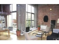 2/3BED WAREHOUSE CONVERSION IN LONDON FIELDS**EXPOSED BRICKWORK**PRIVATE PATIO**