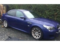 BMW 5 Series E60 M5 5L V10 Various Parts Available