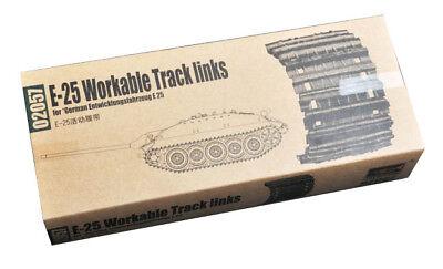 Trumpeter 9362057 Panzerketten für deutschen Panzer E-25 1:35 Modellbausatz