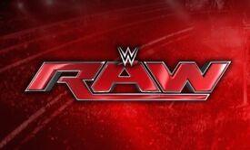 WWE Raw Mon 6th Nov