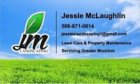Property Maintenance Services in Greater Moncton!