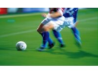 Player needed for 5-a-side at The Parks, N/Sheilds Sunday evenings