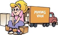 Mover required-light move no big furniture