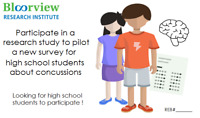 High school students needed for research study