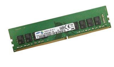 16GB Samsung DDR4 2133 Mhz RAM DIMM M378A2K43BB1-CPB 288pin PC Desktop PC4-2133P