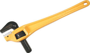 NEW 18 in. Heavy Duty Offset Pipe Wrench