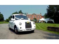 Wedding taxis for hire all over the UK