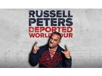 Russell Peters - Wembley - 2 tickets