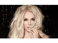 2 x Britney Spears tickets for Sunday 26th @ the O2 (SOLD OUT)