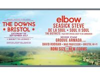 The Downs Festival on Saturday 2nd September