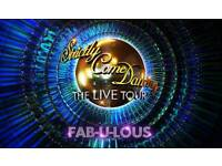 Strictly come dancing Manchester 27th Saturday night