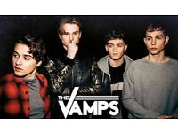 The Vamps Tickets X 4