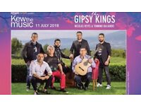 Gipsy King Tickets