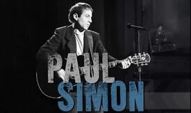2x Paul Simon Tickets 10th July Manchester