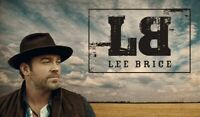 LEE BRICE FLOOR SEATS @ CASINO RAMA DEC. 14TH