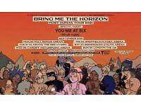 Bring Me The Horizon Tickets x 4, O2 Arena, London