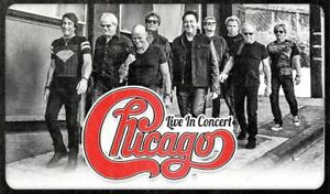 Chicago – Wednesday April 3 – Floor Center, Row 14
