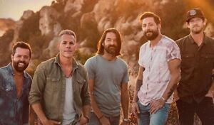 2 Old Dominion Tickets