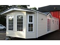 Brand New Qualiluminar Charmouth Static caravan - 2 bedrooms 6 berth 32x12ft