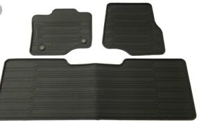 Floor mats for 2015-2018 ford F-150 supercab