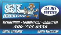 Available position for Licensed Electrician