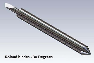 30 Blade For Roland Cutter Cemented Carbide