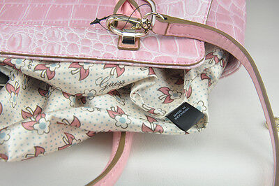 How to Spot Fake GUESS Bags (before the purchased)