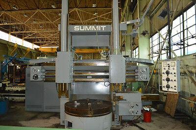 59 Summit Vertical Boring Mill - 26404
