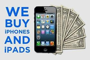 Looking for broken unwanted iPhones,iPads, Androids, Tablets