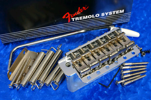 Wanted : Fender vintage spaced Strat tremolo