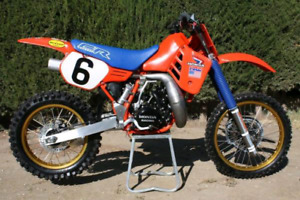 !!AMAZING OFFER!!! 1987 Honda CR 250
