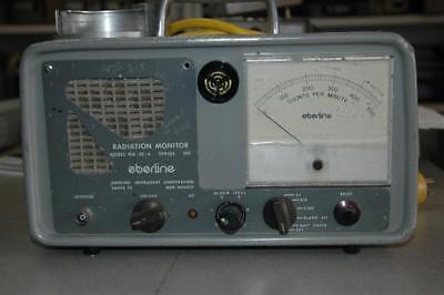 Eberline RM-3C--4 Alarm Ratemeter, USED d'occasion  Expédié en Belgium