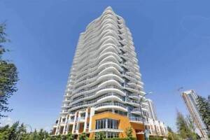 Room for rent in 2 bed 2 bath apartment Surrey Central