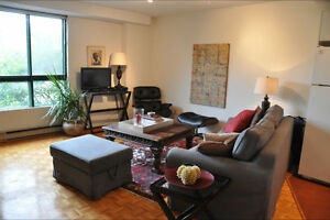 Condo at walking distance from Canal Lachine and Atwater Market