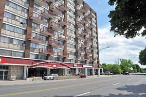 3 1/2 apartment on Sherbrooke  NDG (LOYOLA) ALL inclusive