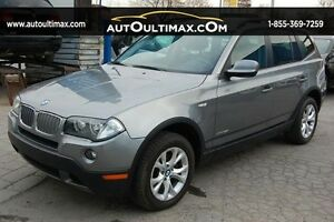 BMW X3 Toit Panoramic AWD Auto 2010