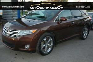 Toyota Venza LIMITED AWD CUIR TOIT OUVRANT BAC 2010